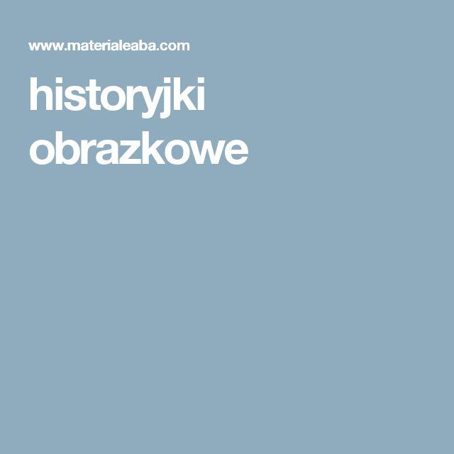 historyjki obrazkowe
