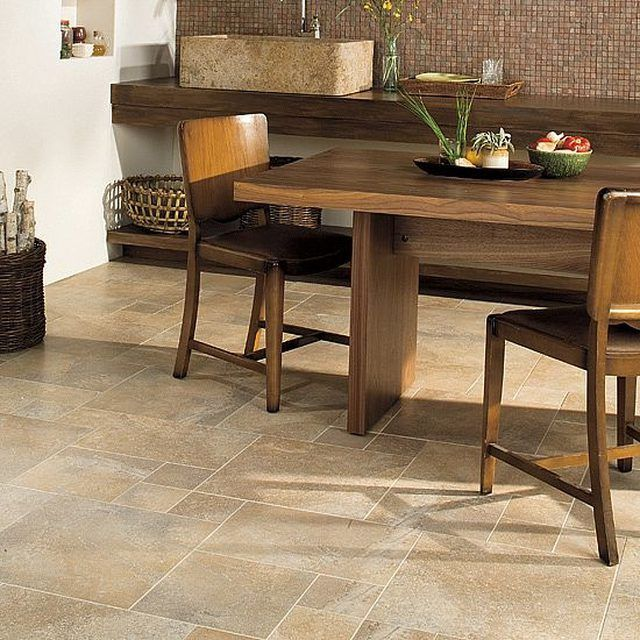 Clean a Ceramic Tile Floor the Best and Easiest Way