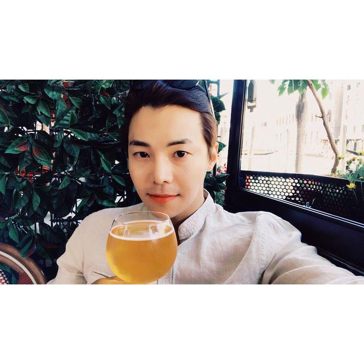 """박은석 Actor/Cyclist RCC#8647 on Instagram: """"#맥주 #비어 #beer"""""""