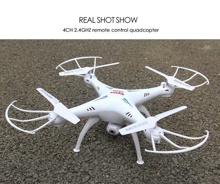 SYMA X5SW RC Drone Wi-Fi Camera