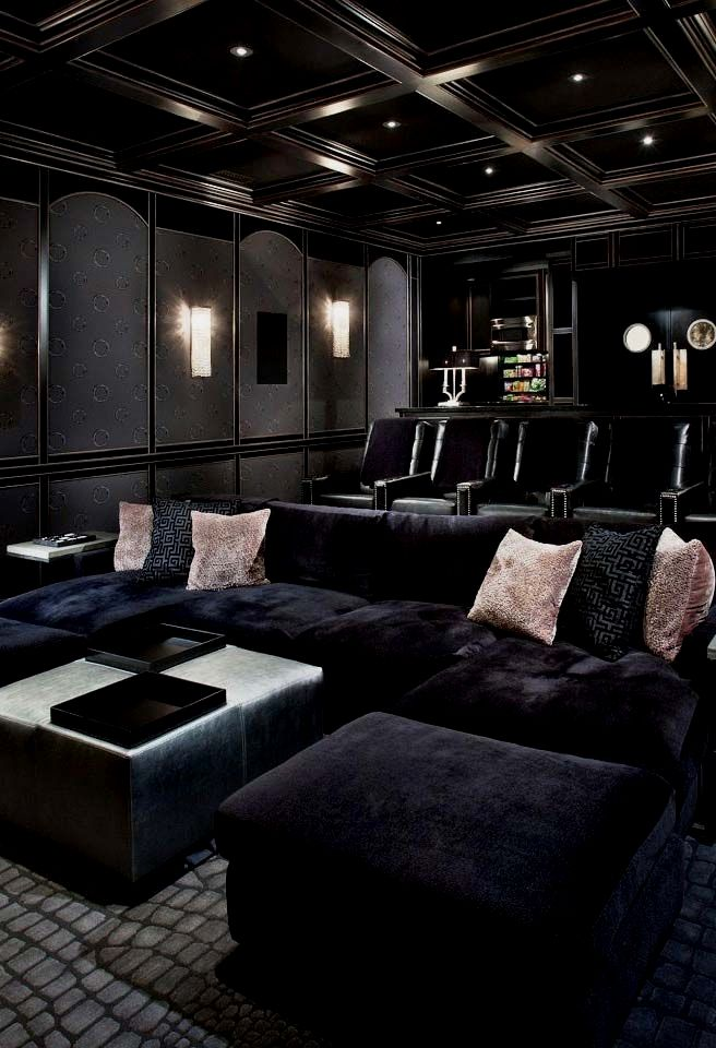 Pin By Terrence Lavan On Ent Room Home Cinema Room Home Theater Rooms Home Theater Decor