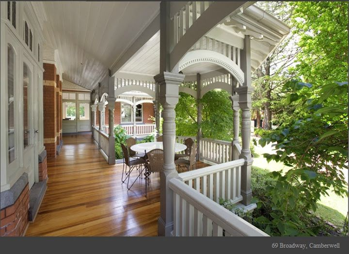 A Beautiful Porch On California Bungalow