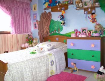 Nuestros lectores decoran naryira rodr guez hogar y for Decoracion hogares infantiles