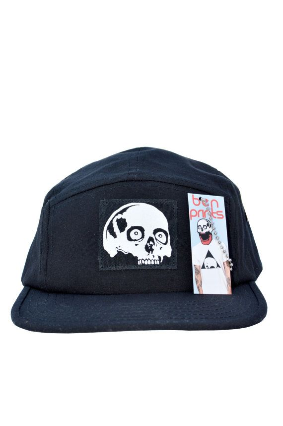 Awesome Skull Five Panel!