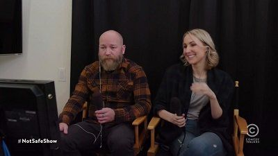 "Not Safe with Nikki Glaser 1x08 ""Get Her a Glass of Water"""