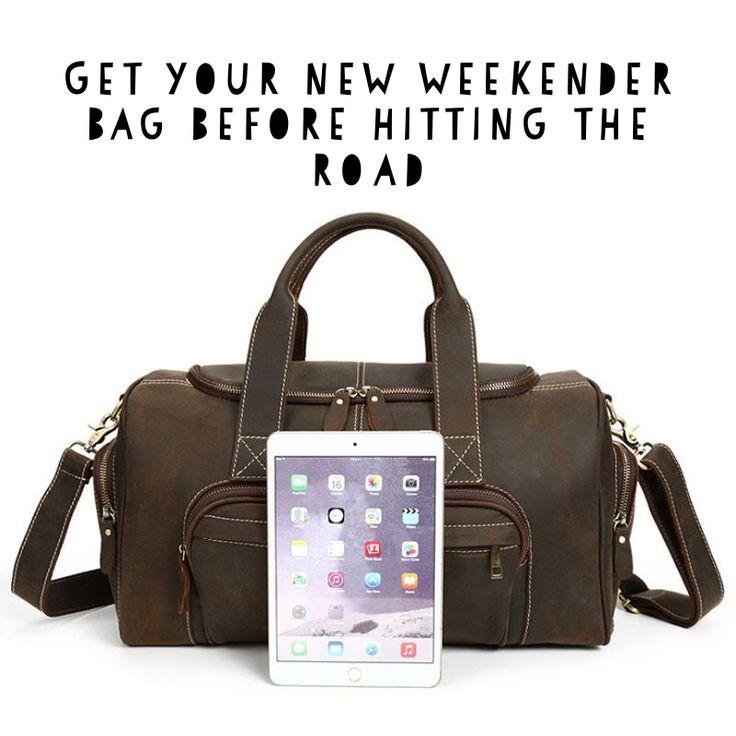 #weekend #weekendvibes #weekendgetaways #fashion #handbags #weekenderbag