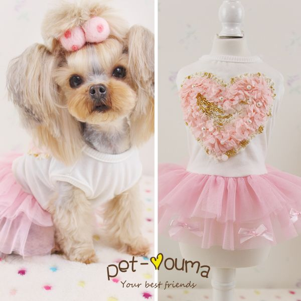 Kawaii Pet Shop Cotton Pearl  Phnom Penh Dog Dresses Love Dog Clothes Clothes for Dogs Maltese Yorkie Chiwawa 16ZF14 // FREE Shipping //     Buy one here---> https://thepetscastle.com/kawaii-pet-shop-cotton-pearl-phnom-penh-dog-dresses-love-dog-clothes-clothes-for-dogs-maltese-yorkie-chiwawa-16zf14/    #nature #adorable #dogs #puppy #dogoftheday #ilovemydog #love #kitty #kitten #doglover #catlover