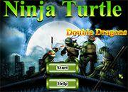 Ninja Turtle Double Dragons | juegos de pelea - jugar lucha