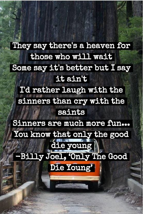 Billy Joel Best lyrics!!!