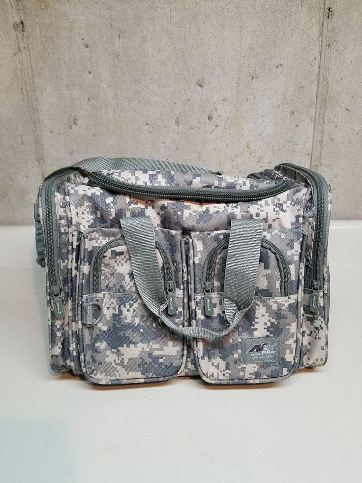 "15"" Nex Pak Tactical Duffle Bag Range Bag  | eBay"