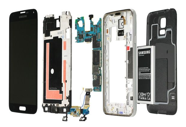 Shattered your phone screen and you got the skills to #DIY. Buy cell phone parts from #ifixscreens  #parts #smartphone #phone