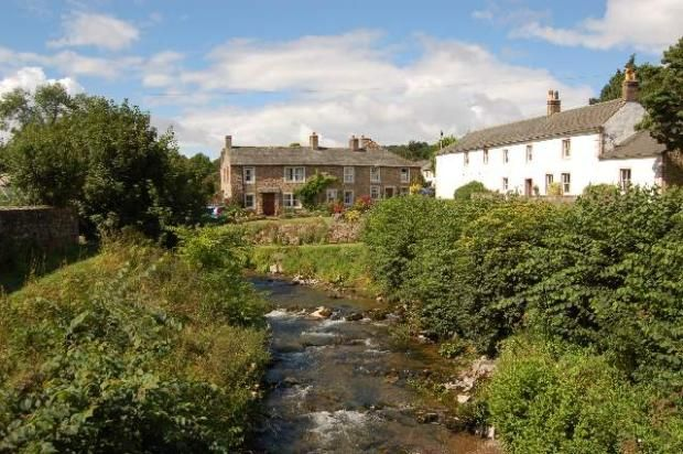 Caldbeck in the Lake District.  A lovely little community.