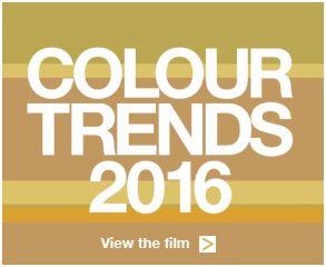 Boek Kleurenkaart met foto elektrabuizen A Decade of Colour Futures film