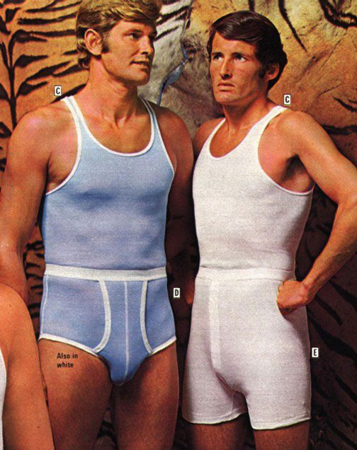 17 Best images about Vintage male underwear ads on Pinterest ...