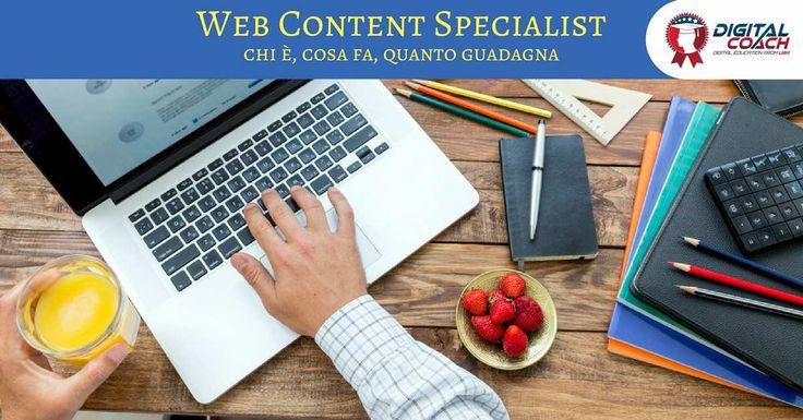 Se content is king, il Web Content Specialist è il re dei contenuti nella strategia digitale? Scopri in questa guida quanto vale fare bene Content Marketing