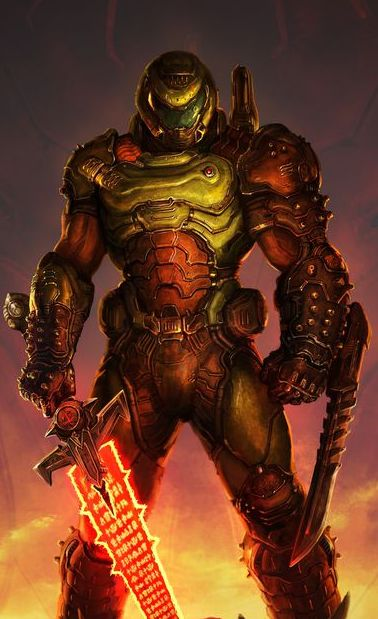 Pin by c.j. Rivera on artfan in 2020 Doom, Doom game