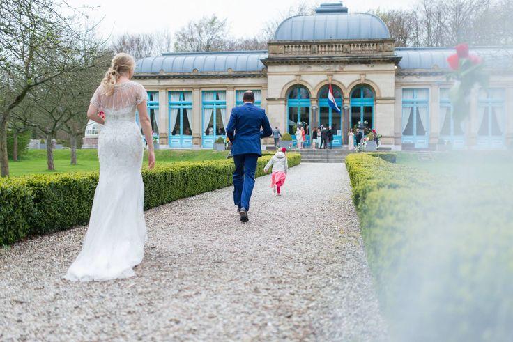 Rea wedding. Location:Orangerie Elswout