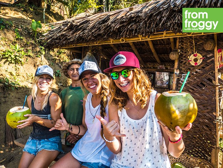 UBUD COCONUT #friends #bali #coconuts trucker hats and snapback by www.fromfroggywithlove.com