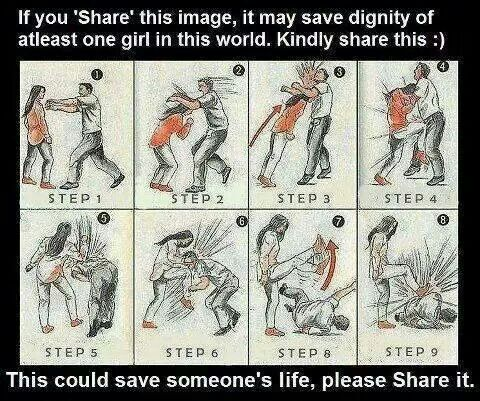 I'm sharing this kindly, in the hope that it will save someone's dignity! ;) it may save a life, it could also possibly take one!! :)