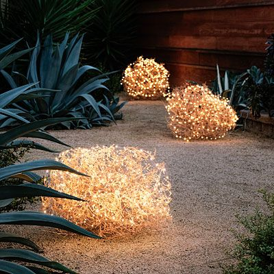 7 Ideas For Outdoor Holiday Lights Places Outdoor