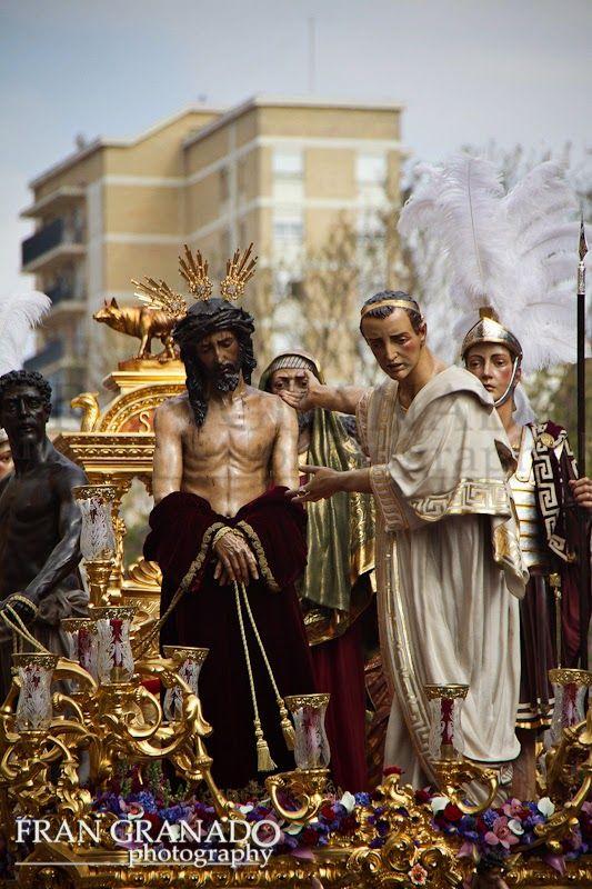 COFRADES DE ARAHAL: Galería. La Hermandad de San Benito. Martes Santo ...