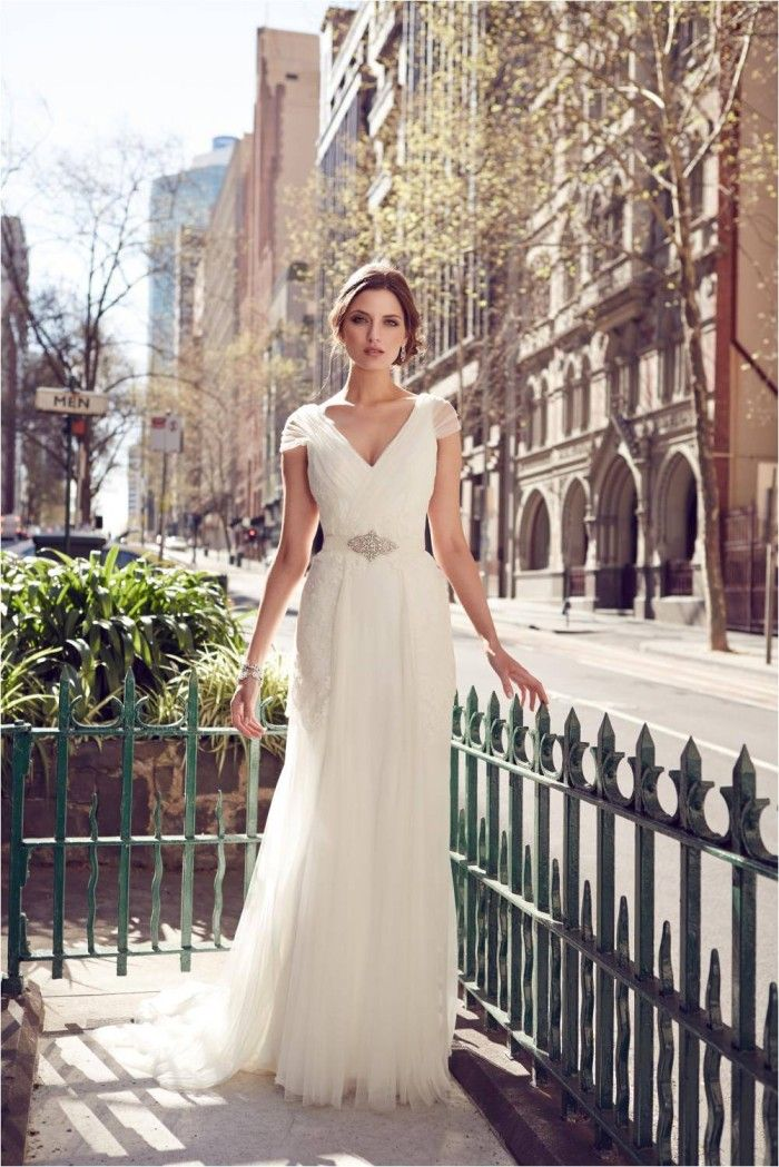 Karen Willis Holmes Wedding Dresses 2014