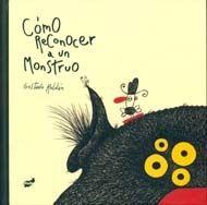 Este simpático y expresivo libro de Gustavo Roldán va mostrando al monstruo por partes como la fábula hindú del elefante. Pero en esta ocasión, el personaje que va descubriendo las partes del mencionado monstruo no es ciego... #monstruos #LIJ