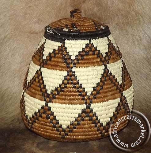 African Baskets: 1000+ Images About African Woven Baskets