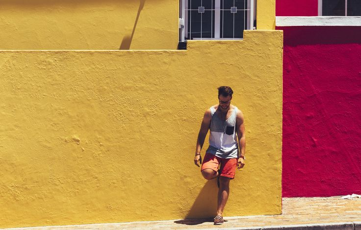 Bo Kaap Portrait by Adam Rozanski on 500px  #africa #architecture #bo kaap #bokaap #cape town #color #colour #south africa #vivid