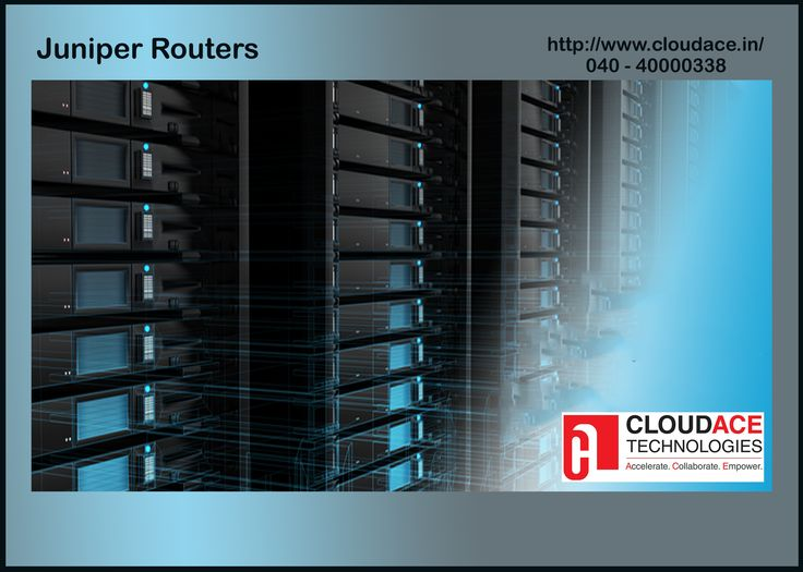 ‪#‎CloudAce‬ Technologies ‪#‎JuniperNetworks' first product was the #Junosrouter operating system.http://www.cloudace.in/solution/juniper-routers/