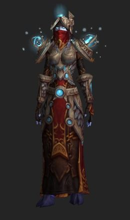 Celestial Harmony Battlegear - Transmog Set - World of Warcraft