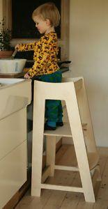 Lernturm Montessori Learning Tower in Дом и сад, Детские и подростковые товары для дома, Мебель, Игровые столы и стулья | eBay