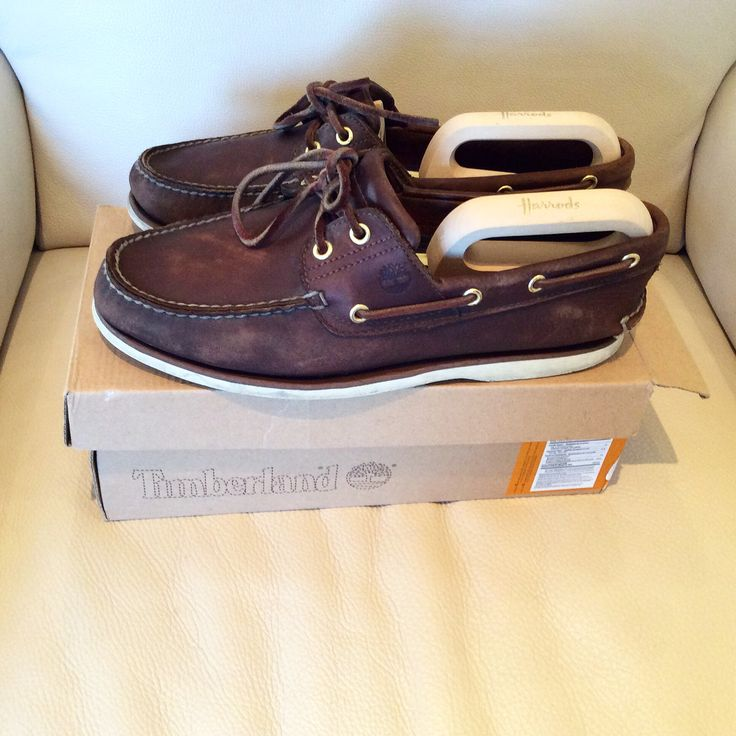 Timberland deck shoes SOLD