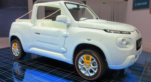 Citroën Mehari by Courrèges