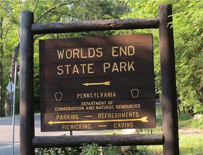 Gone Hikin': Worlds End State Park, PA - Loyalsock Canyon