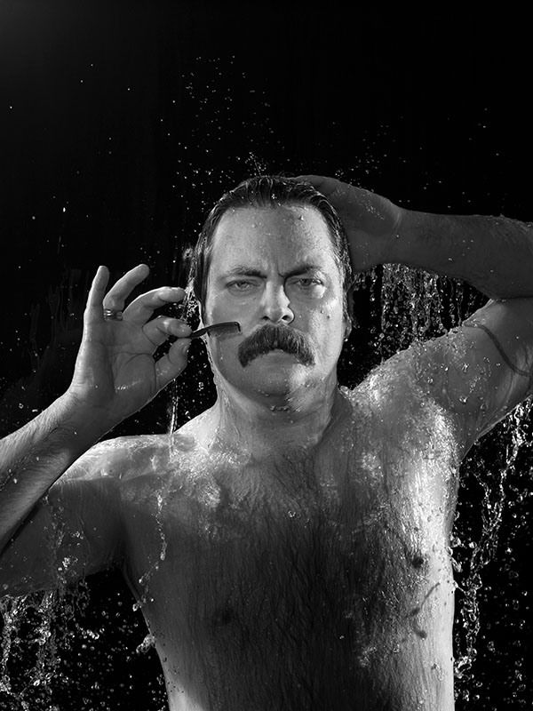 © Chris Buck | Nick Offerman - People's Sexiest Man Alive!
