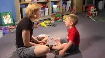 ABA Therapy: Daniel - Communication - YouTube