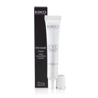 KIKO MAKE UP MILANO: Eye Base Primer: base fijadora para sombras de ojos
