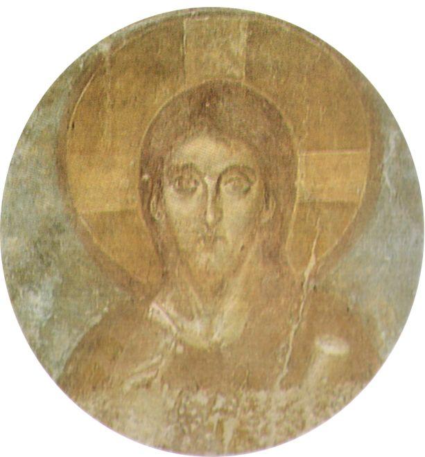 Maestro di castelseprio, cristo benedicente - Arte carolingia - Wikipedia