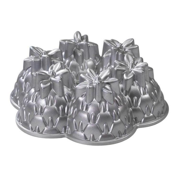 Nordicware 11 ALOHA BUNDT Cake Pan HEAVY Cast Aluminum TROPICAL PINEAPPLES *New   eBay