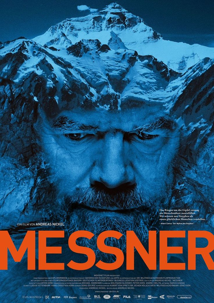 Messner - Der Film - Plakat