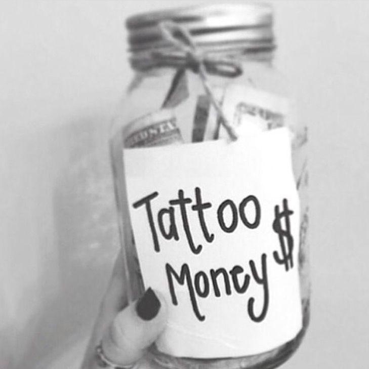 Tattoo money