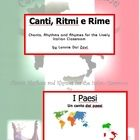 I Paesi – Learn country and nationalities in Italian  through a rap-like chant    Canti, Ritmi e Rime – Chants, Rhythms and Rhymes for the Italian Cl...