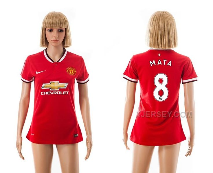 http://www.xjersey.com/201415-manchester-united-8-mata-home-women-jerseys.html Only$35.00 2014-15 MANCHESTER UNITED 8 MATA HOME WOMEN JERSEYS #Free #Shipping!