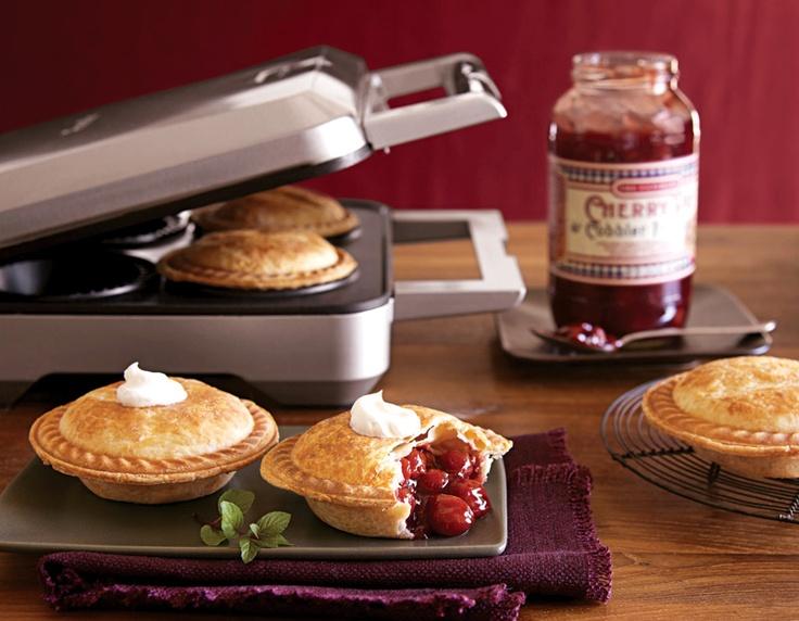 Breville Pie Maker ... Sweet!
