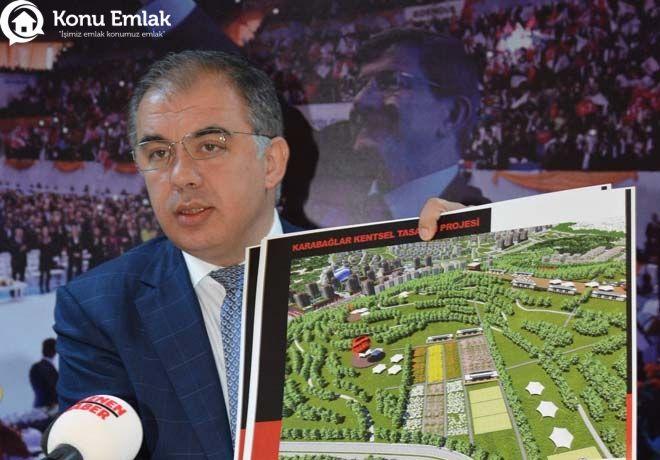 İzmir Cennetçeşme Kentsel Dönüşüm Projesi Onaylandı!