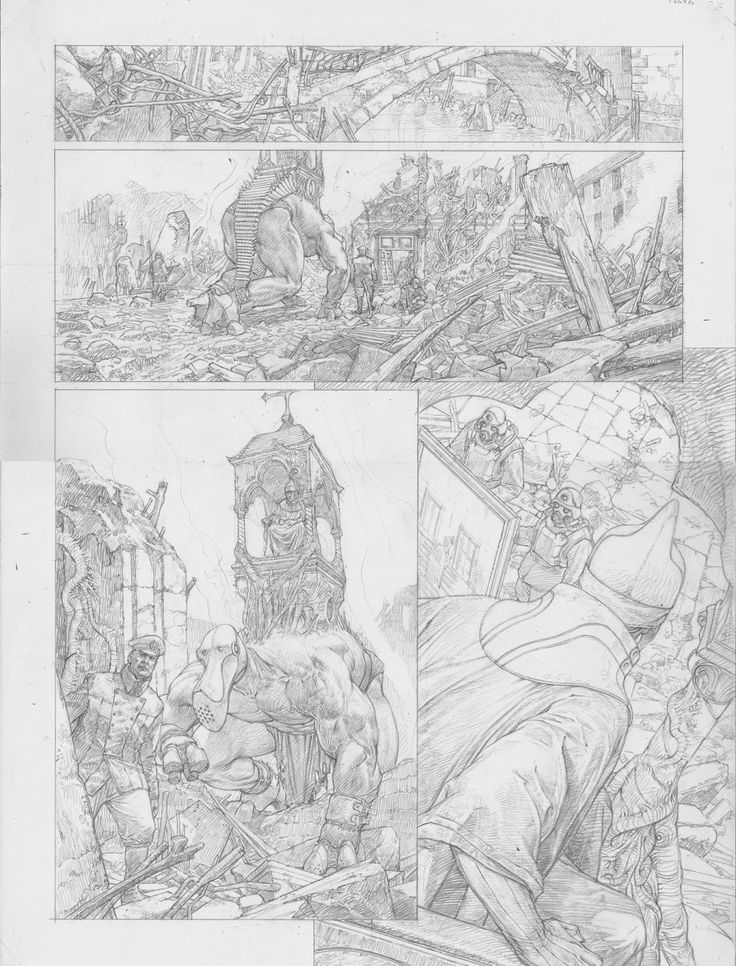 31 best Ricardo Federici images on Pinterest Comic art, Drawings - comic storyboards