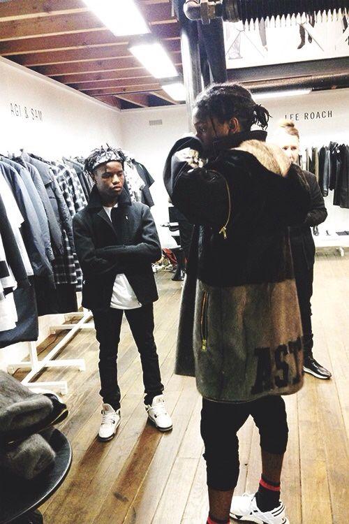 He's Got Style: Asap Rocky