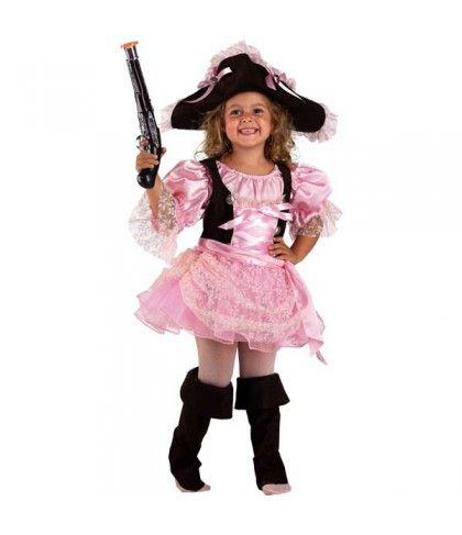 Μικρή Πειρατίνα Σταρ στολή για μικρά κορίτσια όμορφα μεν ατρόμητα δε