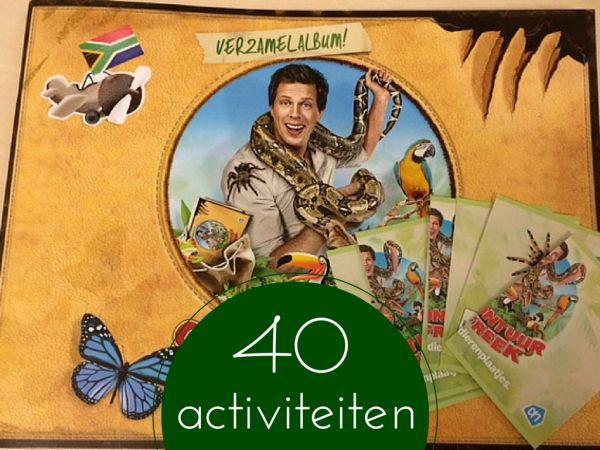 40 activiteiten